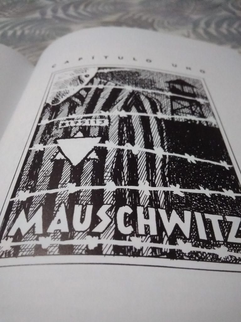 Comic Maus de Art Spiegelman