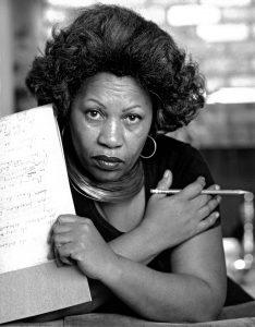 Toni Morrison en 1979