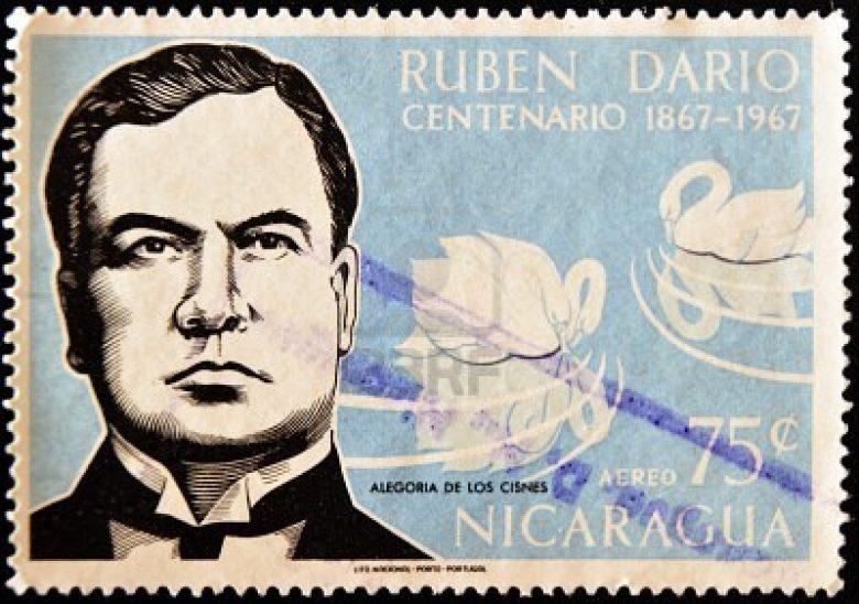 Estampilla Ruben Darío