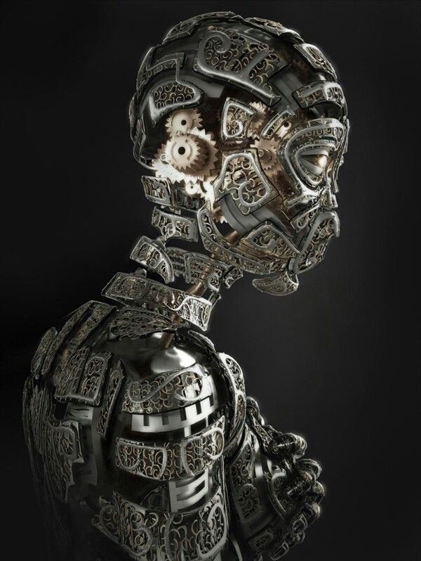 robot en equilibrio